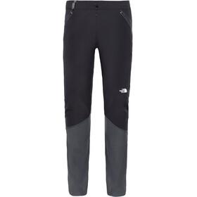 The North Face Impendor Trek Pants Men asphalt grey/TNF black